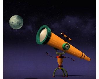 Kids telescope etsy