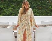 Alice Midi Kimono Robe // Florence // Code: DP034 (B)