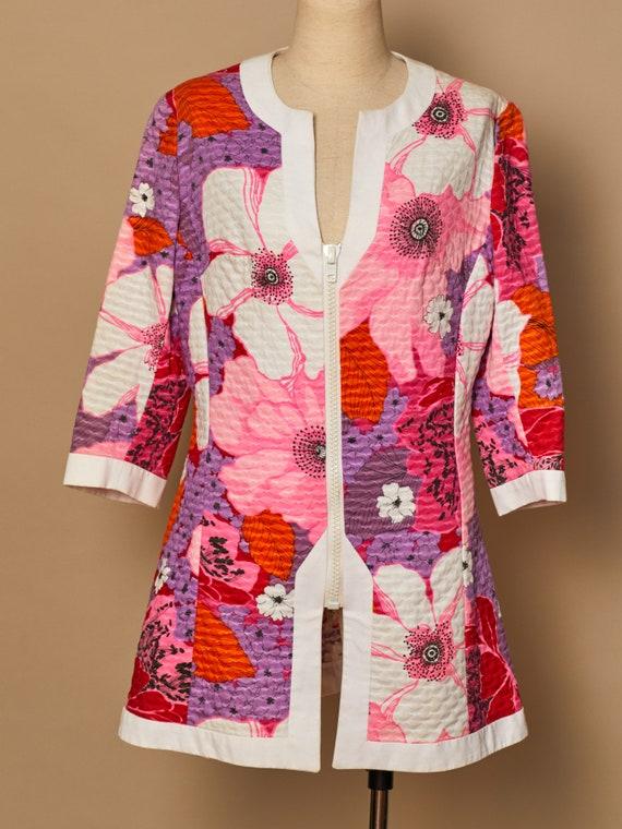 Fabulous 1970's David Jones Beach Dress