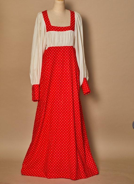 Mary Quant Quad Label Boho Dress