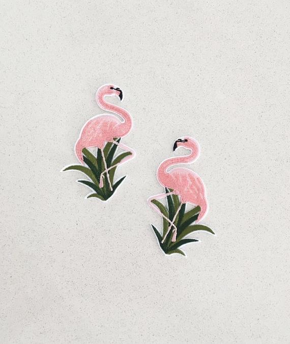 Clip di carta rosa stile coreano giapponese Mini clip di clip di metallo bella fenicottero Clip di clip a clip piccola
