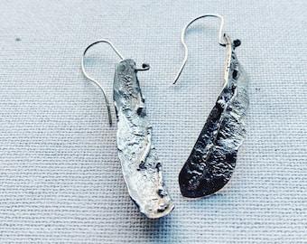 Muddy earrings