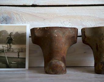 Antique Bathtub Legs, Set Of 4 Feet, Cast Iron Antique Bathtub Feet Set,  Victorian Bathtub Feet, Bathtub Legs, Furniture, Architectural