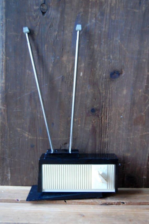Vintage miniature radio, Vintage speaker, Deco radio, Old radio cabinet, Mid century modern speaker, Doorbell cabinet project, Collectible
