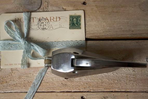 Vintage refrigerator handle, Shabby chic door handle, Rustic door knob, Rustic handle, Industrial handle, Shabby chic decor