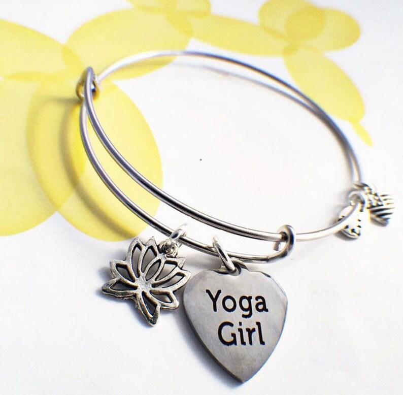 Yoga Girl Bangle