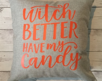 halloween pillow cover-fall decor