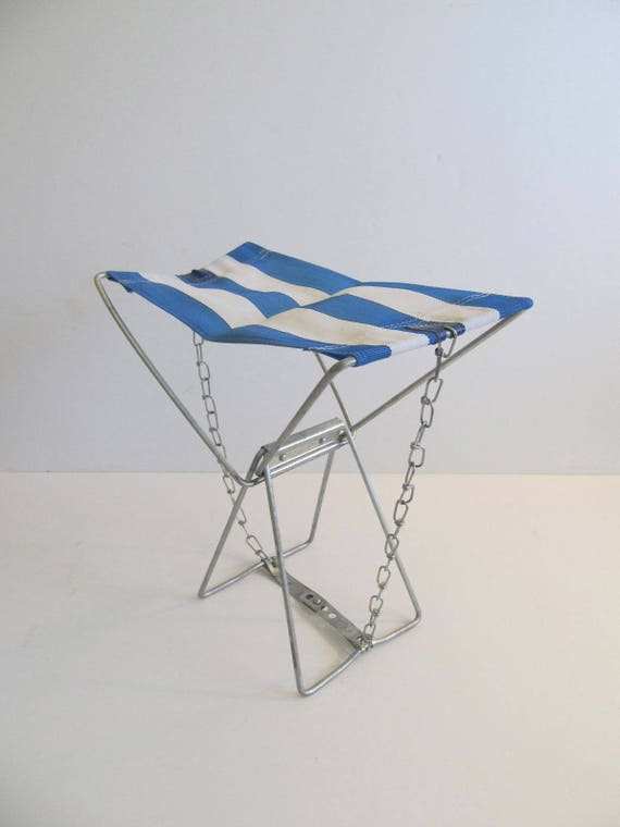 Admirable Vintage Camp Chair Folding Chair Folding Stool Fishing Stool Fishing Chair Camping Vintage Camping Vintage Rvs French Chairs Picnic Cjindustries Chair Design For Home Cjindustriesco