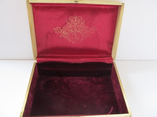 Farrington Jewelry Box Enchanting Farrington Jewelry Box Jewelry Box Farrington Vintage Etsy