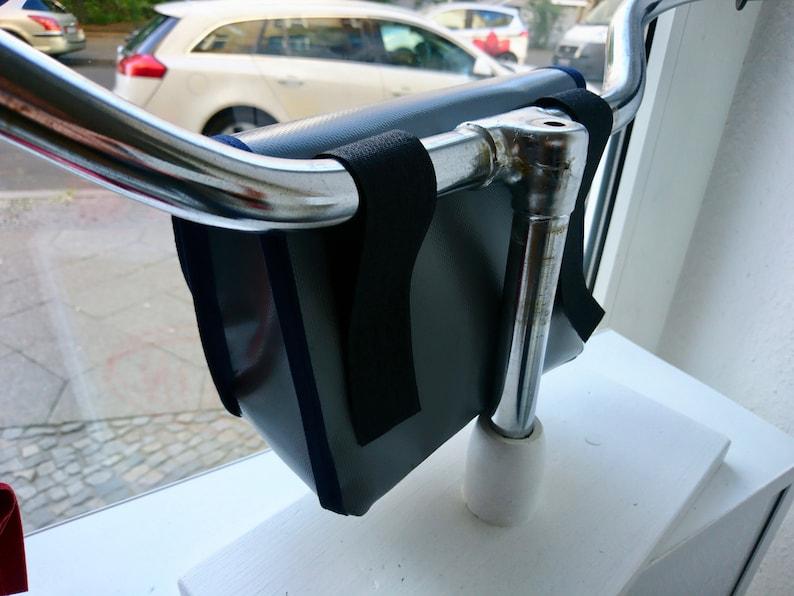 waterproof handlebar bag Handlebar bag for adults or children