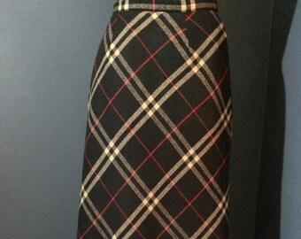 Tartan maxi skirt  b1af6f8a57c7