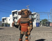 antique Hopi Indian Kachina Katsina doll Jimmy Koots