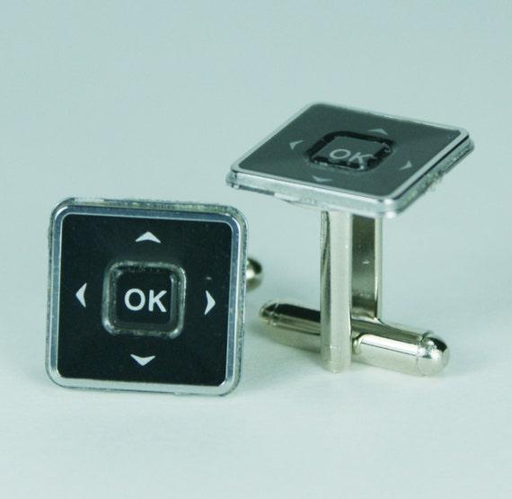 control pad boutons de manchettes gratuit cadeau sac fait. Black Bedroom Furniture Sets. Home Design Ideas