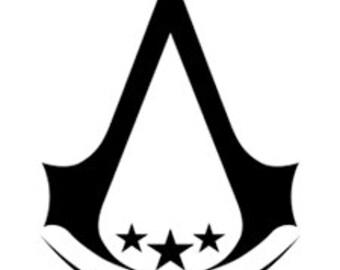 Colonial Assassin Emblem - SALE