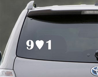 901 Memphis Tennessee Decal. Car, Laptop, Wall, Window Sticker.