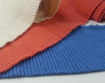 Cotton Rib Band Trim for Saratoga Sweater Knit