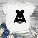 Darth Vader Mickey Ears, Star Wars shirt, Disney fan shirt, Disney parks shirt, Disney shirt, Disney World Shirt