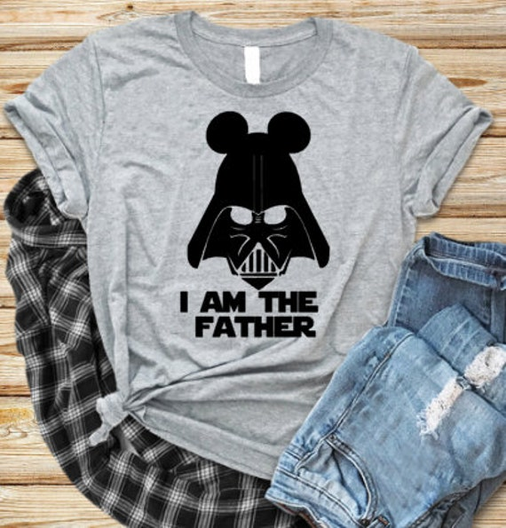 Kqds Halloween Bash 2020 Darth Vader Mickey Ears I am the father Star Wars shirt | Etsy