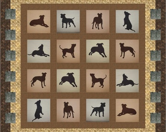 whippet template etsy