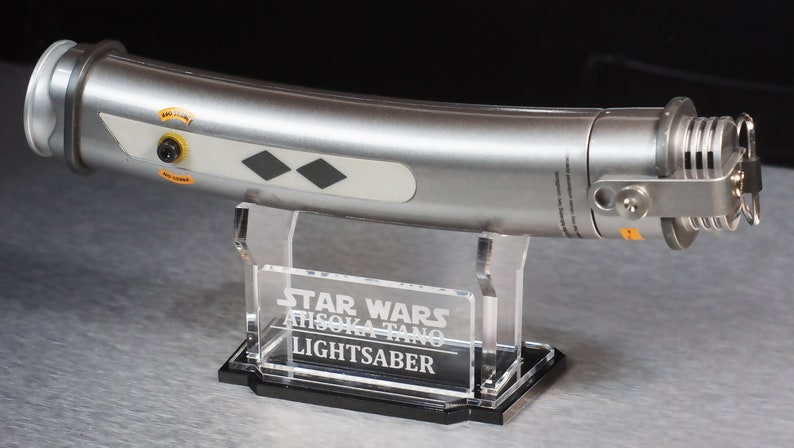 Lightsaber stand. compact lightsaber  stand. 3 different sizes image 0