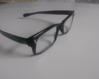 7ba3602313aa Re: VINTAGE 1950s Black N.O.S. Tinted Sunglasses glass lens james dean  buddy holly rockabilly hipster johnny depp hollywood s/glasses Japan