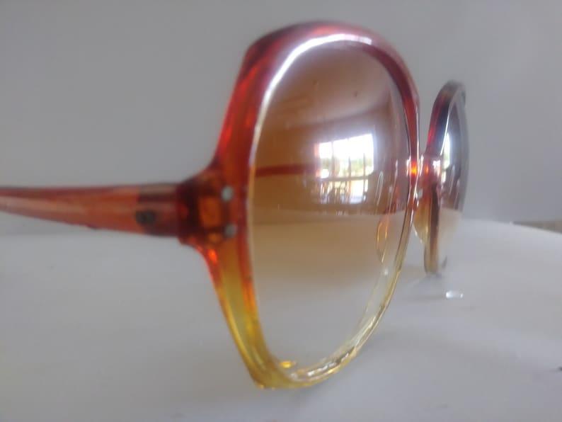 Vintage Mod Lg. Sunglasses Japan