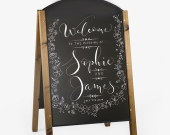 Wedding blackboards, wedding chalkboards, wedding signs, school theme, personalised wedding signage, wedding welcome sign, welcome board