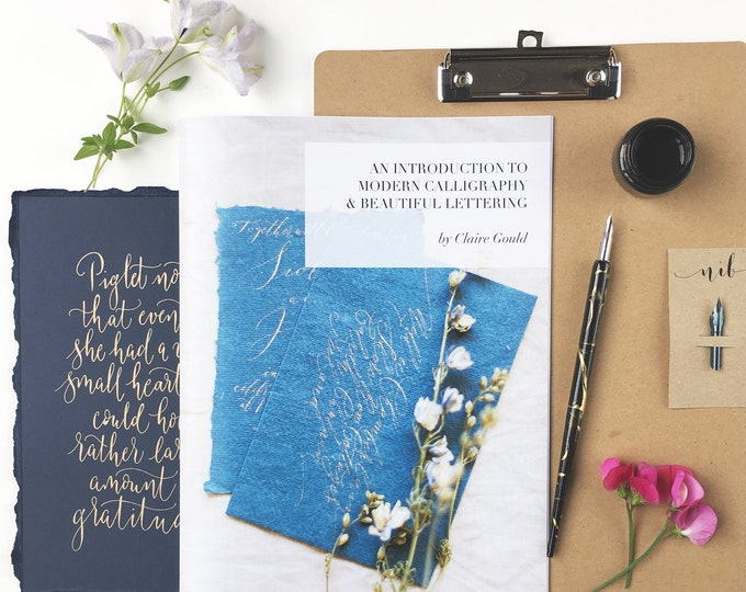 Featured listing image: 11th October Absolute Beginners Modern Calligraphy Workshop in Manchester, calligraphy course, learn calligraphy, beginners calligraphy UK