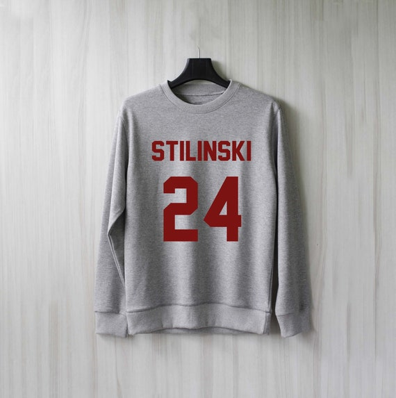 Stiles Stilinski Teen Wolf Sweatshirt Sweater Jumper Pullover Shirt – Size XS S M L XL