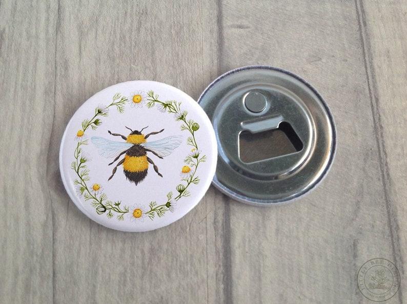 Kühlschrank Uhr Magnetisch : Biene magnet flaschenöffner für kühlschrank etsy