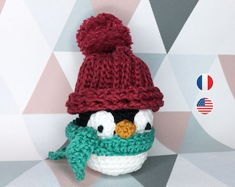 Penguin Crochet Pattern