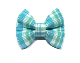 Charleston Bow Tie - Dog or Cat Collar Attachment | 5 Sizes Available