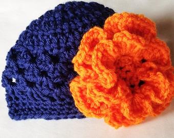 UVA colors Hayden Hat