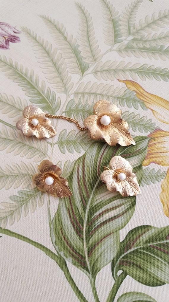 Sarah Coventry Jewelry Set - Sarah Coventry Jewel… - image 5