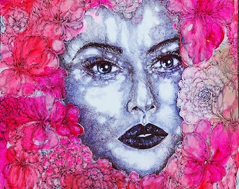rose effect