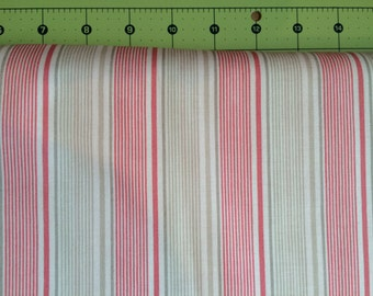 Willow by Riley Blake Pink Stripes