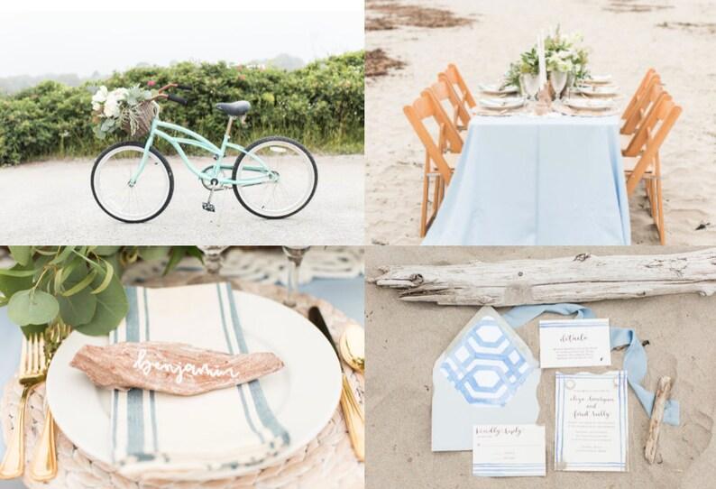 Nautical Wedding Invitations Nantucket Wedding Invitations  Cape Cod Wedding Invites  Martha/'s Vineyard Invites  Island Wedding