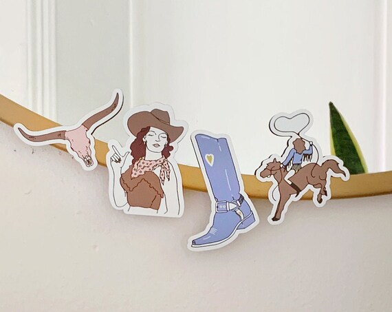 Giddy Up Magnet Pack