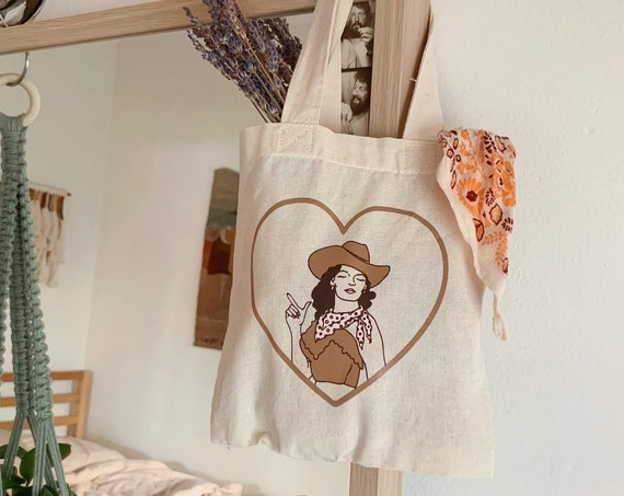 Saloon Sandy Baby Tote