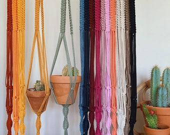 Cheyenne Macrame Plant Hanger