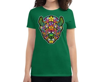 In Bloom - Women's short sleeve t-shirt