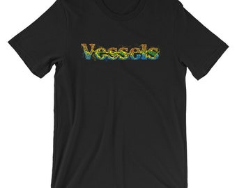 Vessels - Gallery Opening Short-Sleeve Unisex T-Shirt