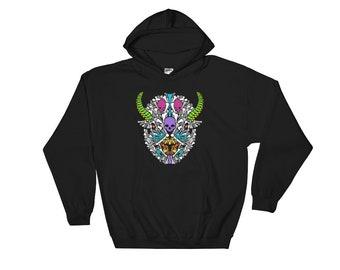 Bonefalo - Hooded Sweatshirt