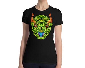 Lucky - Women's Slim Fit T-Shirt