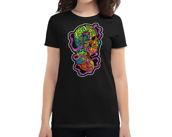 Conflicted Harmony - Women's short sleeve t-shirt