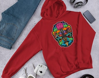 Evolution - Hooded Sweatshirt