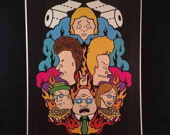 Fire! - by Cryptic Crayon - 11x14 limited 2016 print!