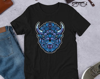 BuffaSnow - Short-Sleeve Unisex T-Shirt