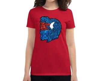 Women's Cut T-Shirts