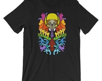 Dogma Pug - Short-Sleeve Unisex T-Shirt
